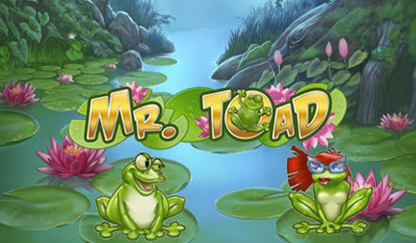 Mr Toad Slot Machine
