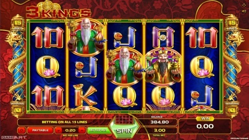 3 Kings Slot Machine